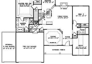 Essex Homes Floor Plans Essex Model In the Hidden River Subdivision In Plainfield