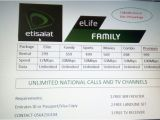 Etisalat Home Plan Etisalat Elife Internet Connection Dubai Uae Storat