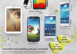 Etisalat Home Plan Samsung Mobile Etisalat Union Bank Launch New Flexible