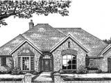 European Home Plans One Story European House Plan 4 Bedrooms 2 Bath 2715 Sq Ft Plan