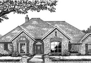 European Home Plans One Story European House Plan 4 Bedrooms 2 Bath 2715 Sq Ft Plan