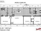Excel Modular Homes Floor Plans Arkansas Home Center In Lonoke Ar Manufactured Home Dealer