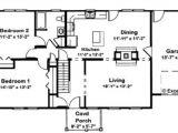 Excel Modular Homes Floor Plans Brockway by Excel Modular Homes Cape Cod Floorplan