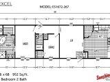 Excel Modular Homes Floor Plans Excel Es1672 267 by Cedar Creek Homes Mo
