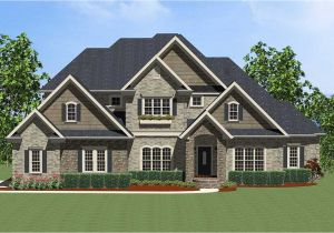 Exciting Home Plans Exciting Traditional House Plan 46237la Architectural