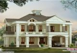 Executive Home Plans Design 4 Bedroom Luxury Home Design Kerala Home Design and