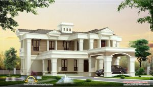 Executive Home Plans February 2012 Kerala Home Design and Floor Plans