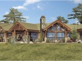 Executive Log Home Plans Luxury Log Cabin Home Designs Home Design and Style