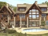 Executive Log Home Plans Luxury Log Cabin Homes Interior Luxury Log Cabin Home