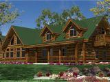 Executive Log Home Plans Single Story Log Cabin Homes Plans Single Story Luxury