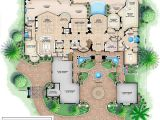 Exotic Home Floor Plans House Plans Luxury House Plans