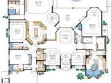 Exotic Home Floor Plans Large Luxury Home Floor Plans Homes Floor Plans