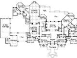 Exotic Home Floor Plans Plans Amazing House Luxury Mansions House Plans 5088