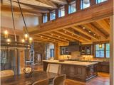 Exposed Beam House Plans Exposed Heavy Timber Beams with Wood Ceiling at High and