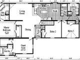 Extended Family House Plans Australia the Extended Family Ii Modular Home Pennflex Series