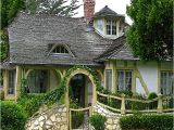 Fairytale Cottage Home Plans Storybook Cottage In Carmel Ca House Decorators Collection