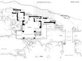 Fallingwater House Plan Fallingwater La Casa Sulla Cascata Di Frank Lloyd