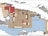Fallingwater House Plan Frank Lloyd Wright 39 S Masterpiece Fallingwater