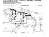 Fallingwater House Plan Home Sweet Home La Maison Sur La Cascade 1936 1939