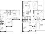 Family Home Floor Plan Modern Family Dunphy House Plans