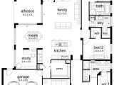 Family Home Floor Plans Floor Plan Friday 4 Bedroom Family Home
