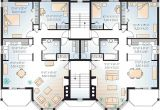Family Home House Plans Multi Family Plan 64952 at Familyhomeplans Com