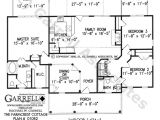 Family Home Plans 82229 House Plans Family Room In Front