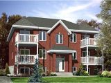 Family Homes Plans Multi Family Plan 48066 at Familyhomeplans Com