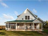 Farm House Construction Plans Unique Farmhouse for Mid Size Family W Porch Hq Plans