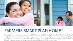 Farmers Smart Plan Home Farmers Smart Plan Home Homeowners Insurance by Farmers
