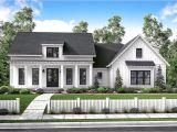 Farmhouse Home Plans Mid Size Exclusive Modern Farmhouse Plan 51766hz