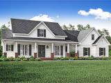 Farmhouse Style Home Plans 3 Bedrm 2466 Sq Ft Country House Plan 142 1166