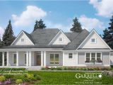 Farmhouse Style Home Plans Woodbury Cottage House Plan House Plans by Garrell