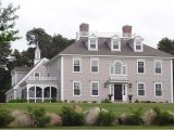 Federal Colonial Home Plans Brewster Federal House Classic Colonial Homes Inc