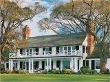 Federal Colonial Home Plans Colonial Revival Style Homes Federal Style Homes southern