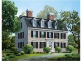 Federal Colonial Home Plans Elegance Of Federal Style House Plans House Style Design