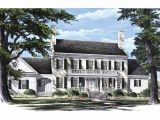Federal Colonial Home Plans Georgian Colonial House Style Ayanahouse
