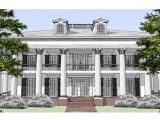 Federal Colonial Home Plans southern Colonial Style House Plans Federal Style House