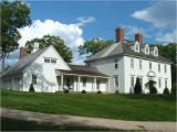 Federal Colonial Home Plans the Federal Colonial Exterior Trim and Siding the