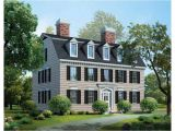 Federal Home Plans Elegance Of Federal Style House Plans House Style Design