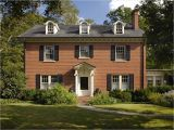 Federal Style Home Plans Elegance Of Federal Style House Plans House Style Design