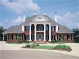 Federal Style Home Plans Federal Style House southern Colonial Style House Plans