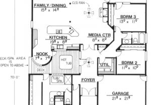 Feng Shui Home Plans Feng Shui Floor Plan 3 Bedrms 2 Baths 2228 Sq Ft