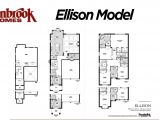 Fernbrook Homes Floor Plans Fernbrook Homes In the Preserve Oakville the Preserve