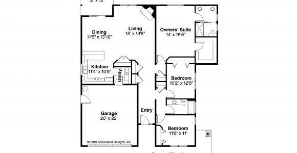 Find Floor Plans Of Home 3 Bedroom Apartmenthouse Plans House Plans Home Floor