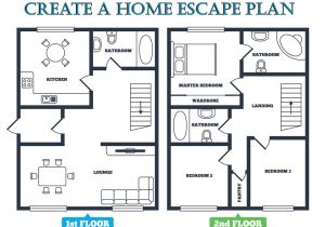 Fire Escape Plan for Home Fire Escape Plan Emc Security
