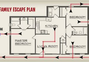 Fire Escape Plan for Home Fire Planning Security One Alarm Systems