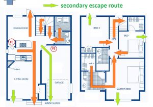 Fire Escape Plan for Home Home Escape Plans Goldsealnews