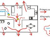 Fire Escape Plans for Home 12 Tips to Creating A Home Fire Escape Plan