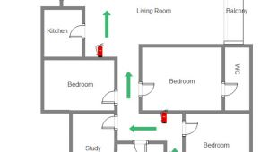 Fire Evacuation Plan for Home Printable Daycare Emergency Preparedness Plan Template